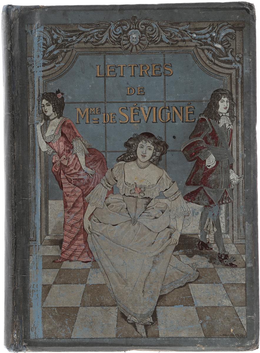 Lettres de Madame de SevigneART-3116310Париж, начало XX века. Издательство Librairie Filix Juven. Иллюстрированное издание в тексте и на отдельных листах. Типографский переплет. Сохранность хорошая. Пожалуй, самым знаменитым за всю историю французской литературы произведением эпистолярного жанра являются Письма мадам де Севинье. После смерти мужа, убитого на дуэли, молодая маркиза посвятила себя воспитанию детей. А когда любимая дочь отправилась вслед за мужем на юг Франции, в Прованс, мать, не в силах смириться с разлукой, принялась писать ей длинные письма, рассказывая обо всем, что происходило в Париже: о политических процессах, придворных интригах, театральных премьерах, о дорожных тяготах, последних модах и прическах. Не случайно на этих страницах мелькают королевские фаворитки и военачальники, аббаты, министры, мушкетеры, философы, куртизанки, Людовик XIV, Фуке и дАртаньян, Нинон де Ланкло и Луиза Лавальер, герцог Ларошфуко, Корнель, Мольер, Лафонтен. Маркиза де Севинье была знакома...