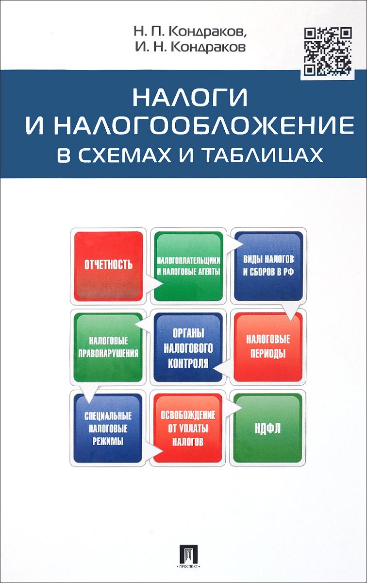 Налоги и налогообложение в схемах и таблицах