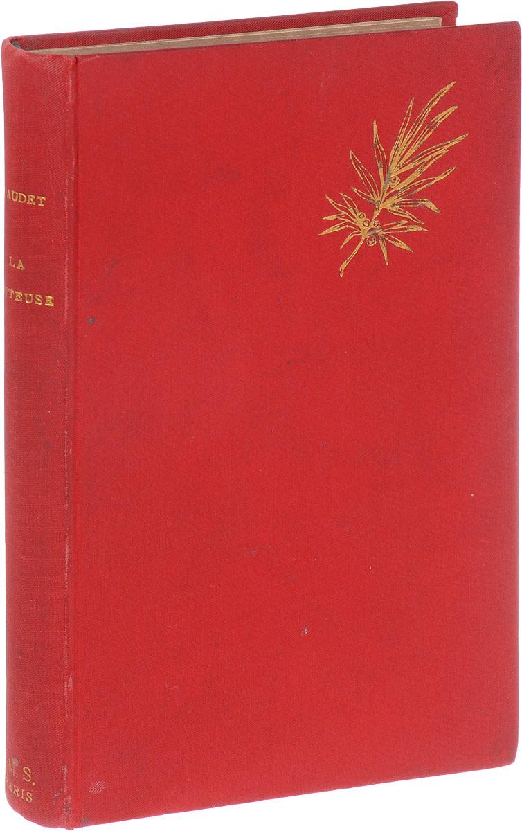 La Menteuse54293Париж, конец XIX века. Издательство Ernest Flammarion, editeur. Иллюстрированное издание. Типографский переплет, с золотым тиснением. Сохранность хорошая. Альфонс Доде обладал тем великим искусством, которое удивительно тонко и правдиво передает жизнь во всех ее проявлениях. Какого бы предмета не касался автор в своих произведениях, веселого или грустного, отвлеченного или реального, всюду он верен себе, всюду он - изумительный наблюдатель, глубокий знаток человеческой души и вдохновенный поэт. В обширном наследии Доде есть и драматические произведения. Первые пьесы, написанные еще в пору службы в канцелярии, внушили Доде надежды на успех у зрителя. Однако провал Арлезианки (1872) более чем на десятилетие отдалил Доде от театра. Возвращение в 1889 г. отмечено постановкой драмы Борьба за жизнь (1889), трактующей тему молодого человека конца XIX столетия. За ней последовали пьесы Преграда (1890) и Лгунья (1892), предлагаемая вниманию читателей....