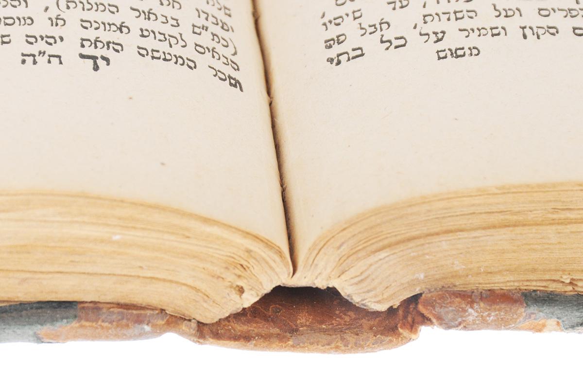 Невиим Уксувим, т.е. Священное Писание с комментарием Раввина М. Л. Малбима. Том 5