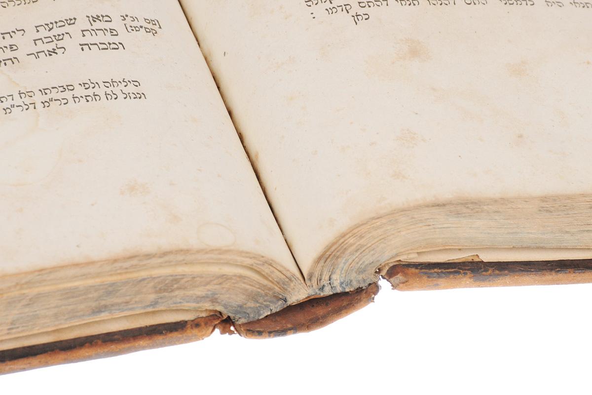 Масехет Бава Кама, т.е. Талмудический Трактат о судопроизводстве Еврейском. Часть V