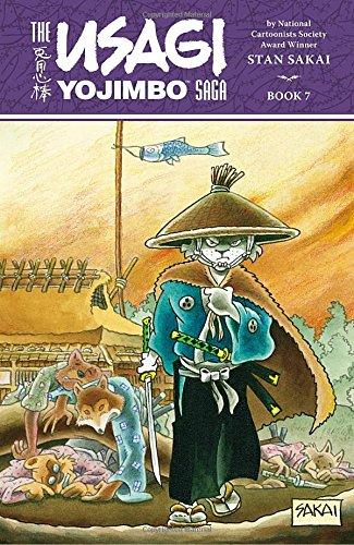 Usagi Yojimbo Saga: Volume 7