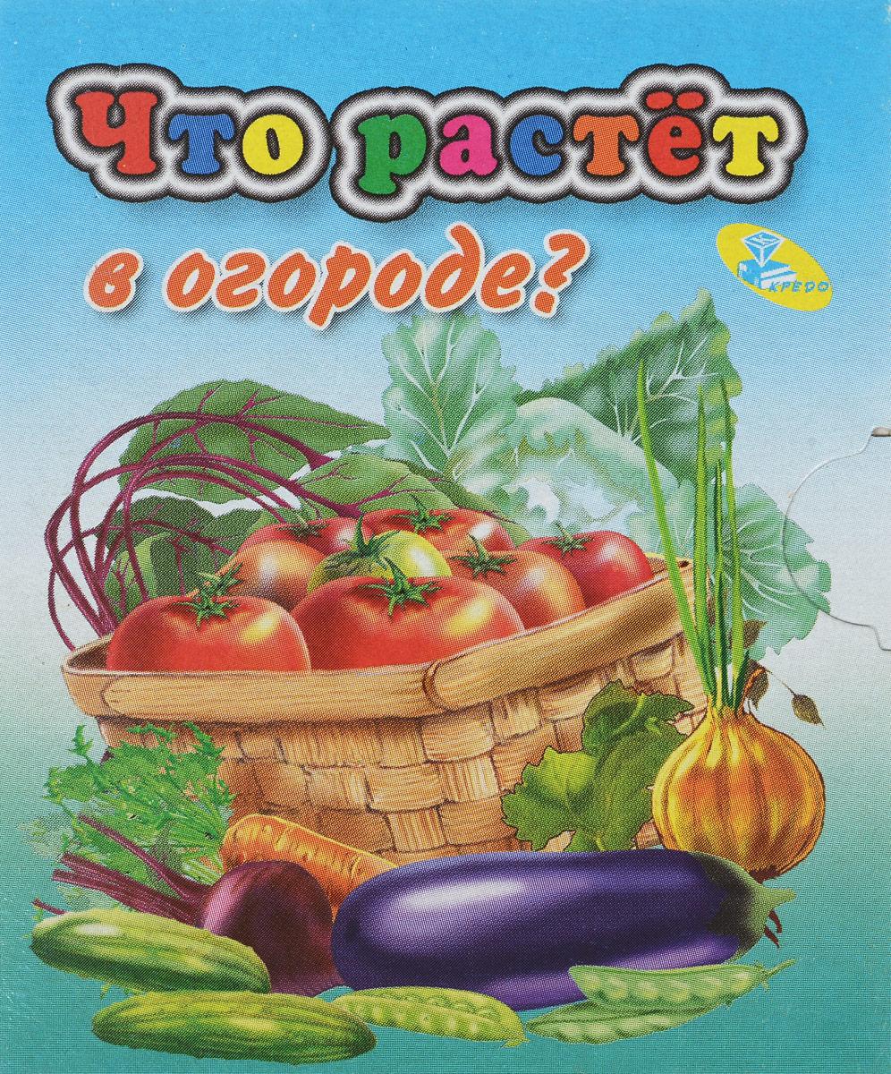 Что растет в огороде? (миниатюрное издание)