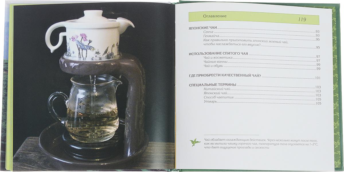 Зеленый чай. Руководство пользователя