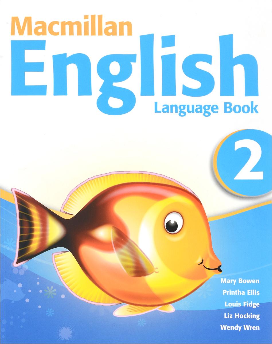 Macmillan English 2: Language Book