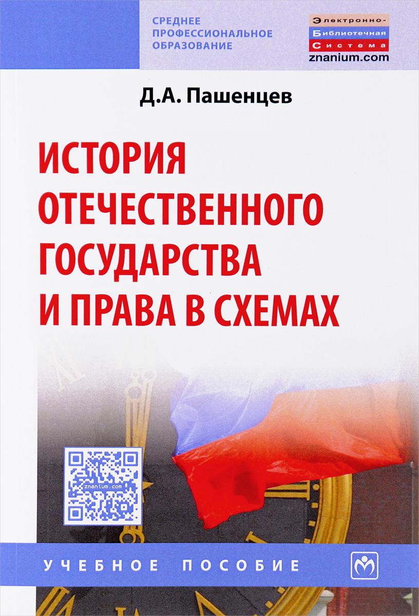 История отечественного государства и права в схемах. Учебное пособие