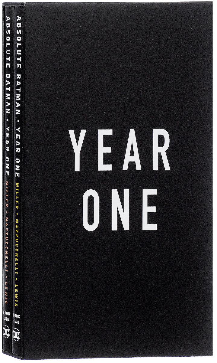 Absolute Batman Year One (комплект из 2 книг)