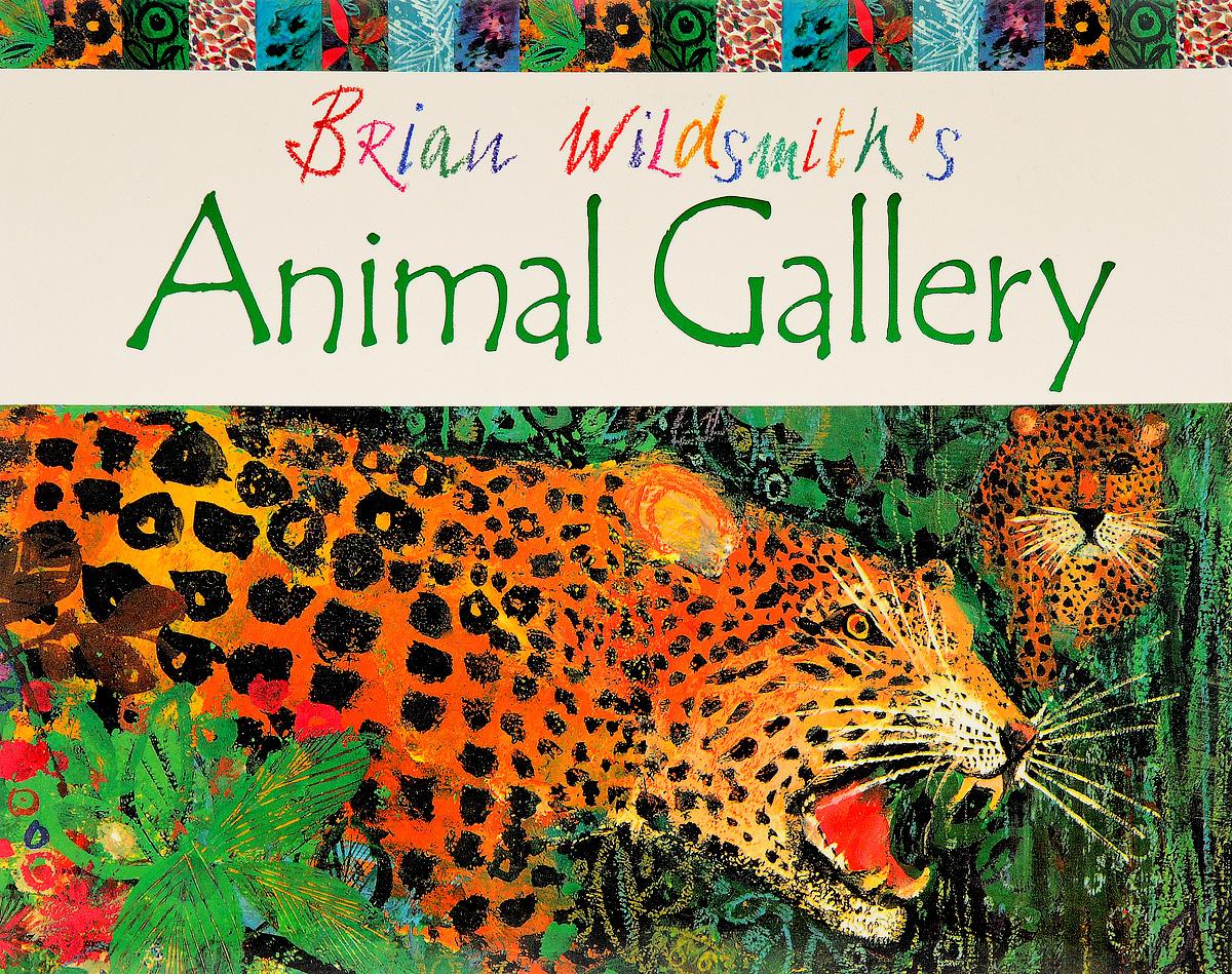 Brian Wildsmith Animal Gallery 38 parrots
