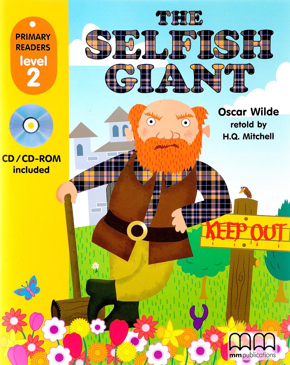 The Selfish Giant: Level 2 (+ CD-ROM) aladdin level 2 cd rom