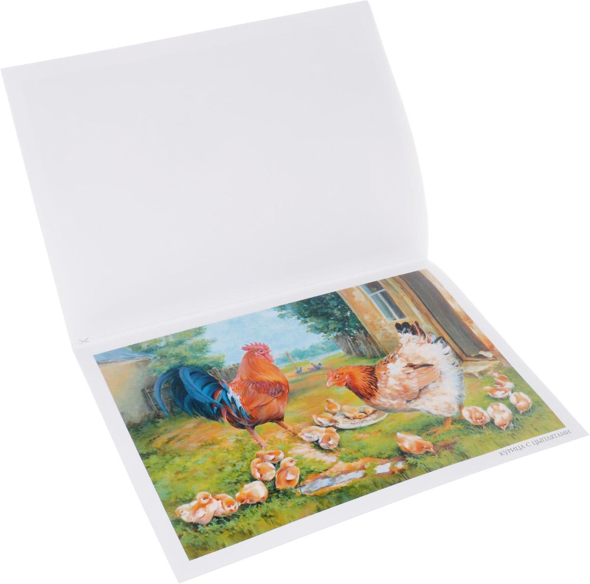 Картины из жизни домашних животных (+ брошюра)