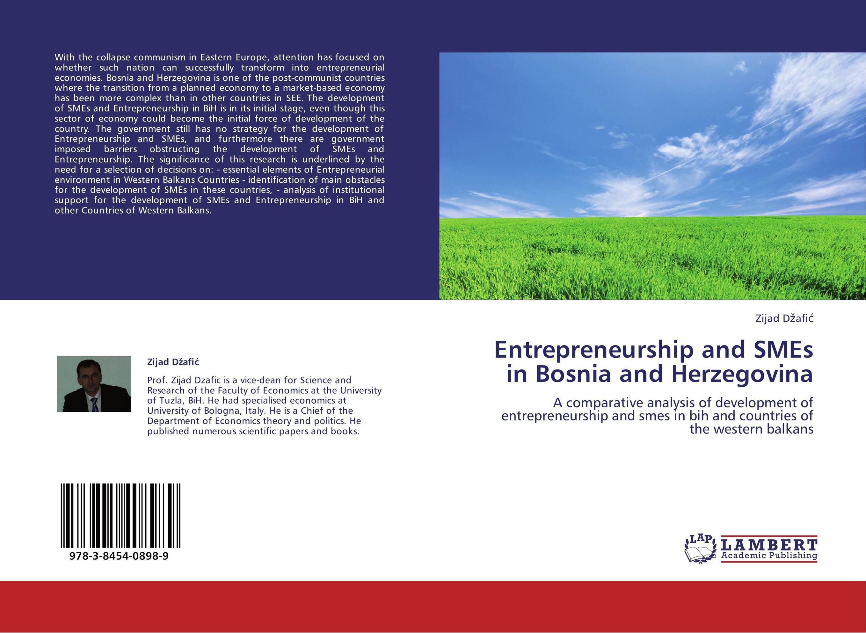 Entrepreneurship and SMEs in Bosnia and Herzegovina