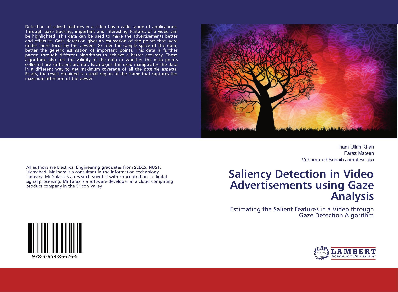Saliency Detection in Video Advertisements using Gaze Analysis