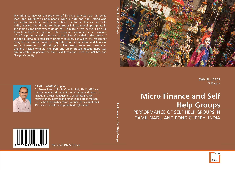 the self help group and bank linkage