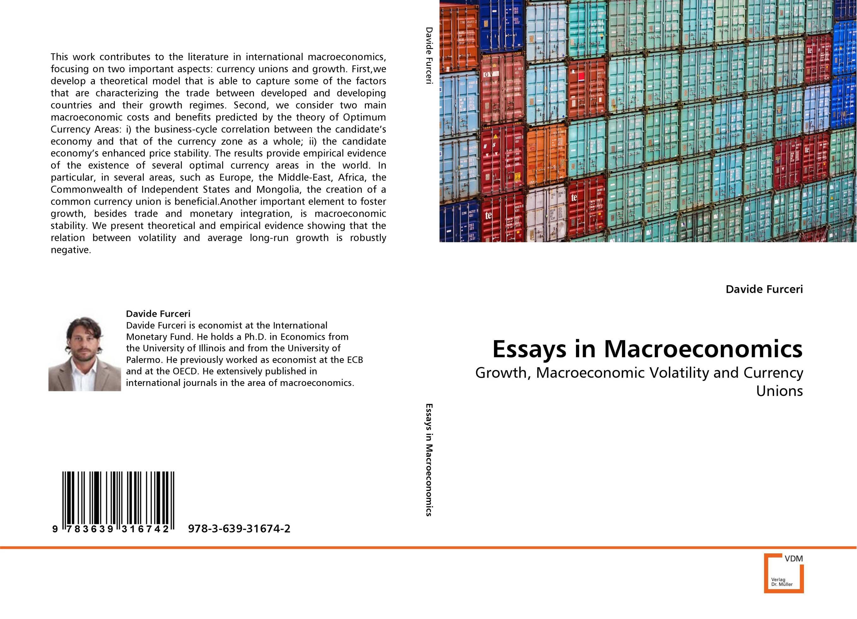 Essays in Macroeconomics