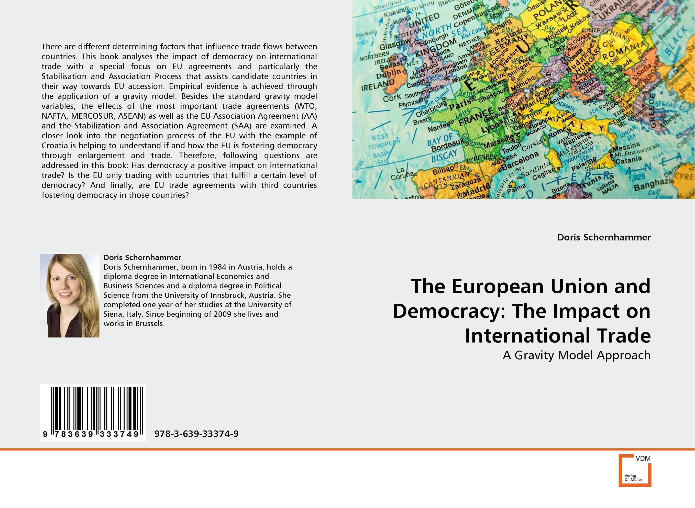 The European Union and Democracy: The Impact on International Trade mac lip pencil карандаш для губ spice