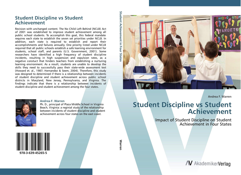 Student Discipline vs Student Achievement
