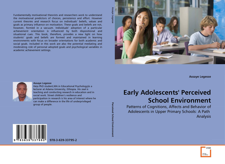 understanding adolescent behaviors in school