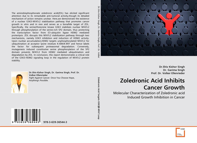 Zoledronic Acid Inhibits Cancer Growth