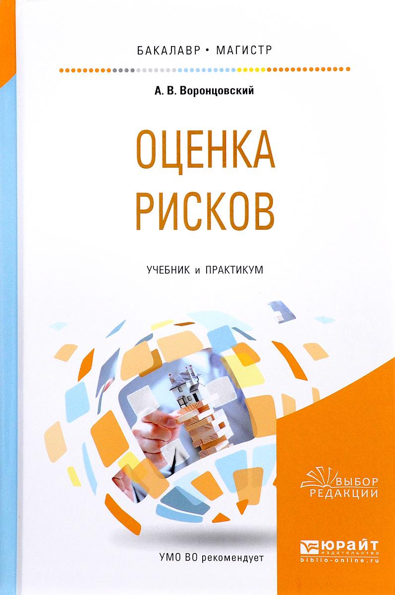 Оценка рисков. Учебник и практикум