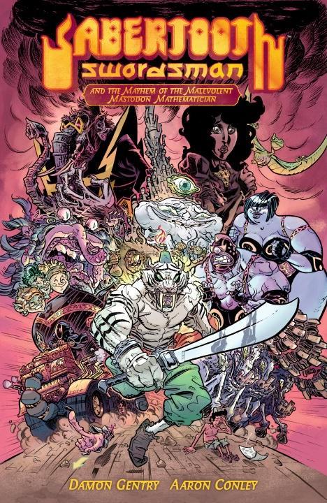 Sabertooth Swordsman Volume 1 (Second Edition)