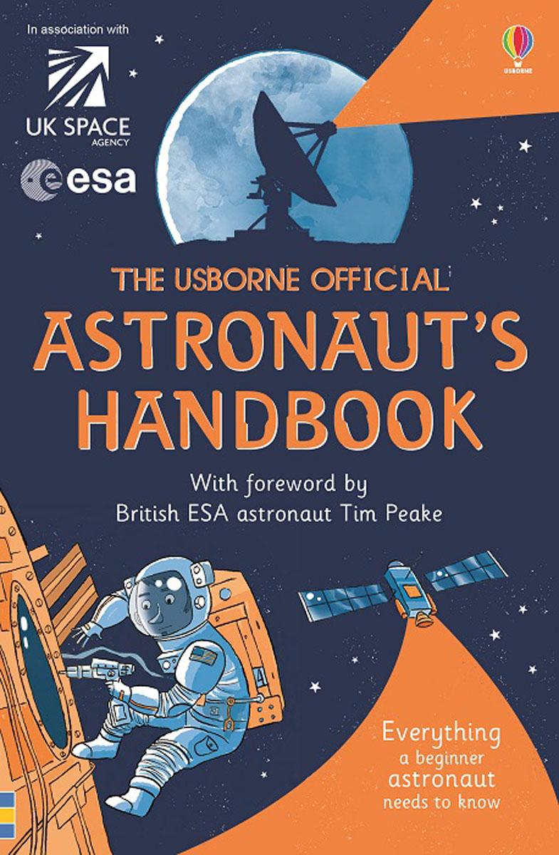 Louie Stowell The Astronaut's Handbook ezra jack keats louie