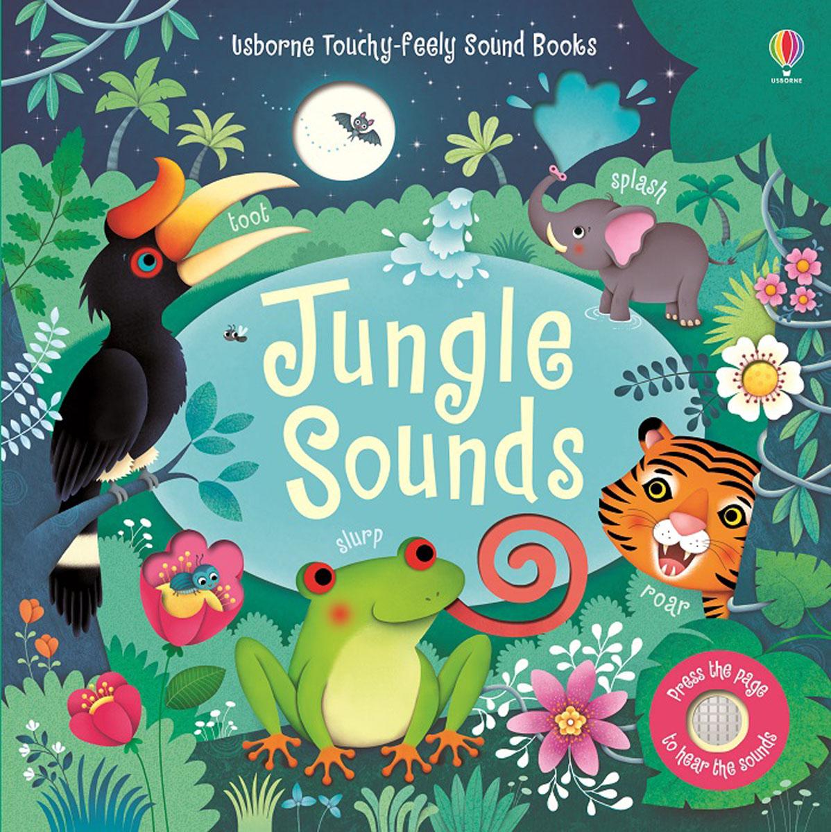Sam Taplin Jungle Sounds 38 parrots