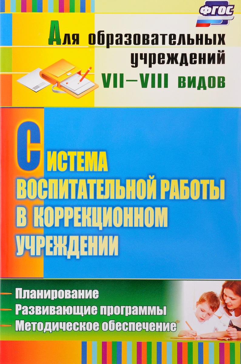 Система воспитательной работы в коррекционном учреждении. Планирование, развивающие программы, методическое обеспечение
