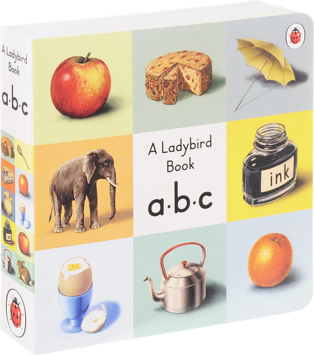 ABC: A Ladybird Vint (Board Book) abc board 5wwm 78