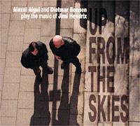 Alexei Aigui - violins, Dietmar Bonnen - piano, prepared and closed piano
