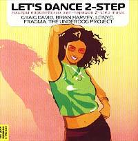 Let`s Dance 2-Step 2001 Audio CD