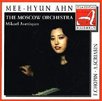 Mee-Hyun Ahn. F. Chopin / A. Scriabin 1996 Audio CD