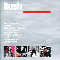 Диск содержит слежующие альбомы: Exit… Stage Left (1981) - 1-13 треки Signals (1982) - 14-20 треки Grace Under Pressure (1984) - 21-28 треки Power Windows (1985) - 29-36 треки Hold Your Fire (1987) - 37-46 треки A Show Of Hands (1989) - 47-61 треки Presto (1989) - 62-72 треки Roll The Bones (1991) - 73-82 треки Counterparts (1993) - 83-93 треки