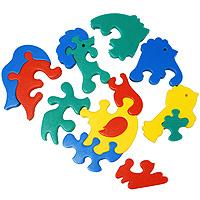 Мягкая мозаика Семейка 3 в 145376С помощью элементов мозаики вы сможете собрать петуха, курицу и цыпленка. Одновременно можно собрать только одну фигуру. Мозаики и конструкторы серии Флексика развивают у ребенка память, воображение, моторику, пространственное и логическое мышление. Обучение происходит прямо во время игры. Благодаря особой структуре материала и свойству прилипать к мокрой поверхности, являются идеальной игрушкой для ванны. Мозаики и конструкторы серии Флексика выполнены из мягкого, прочного, нетоксичного, абсолютно безопасного материала. Протестированы в лабораториях, имеют сертификаты качества. Высота петуха: 18 см.