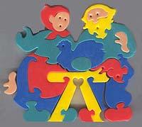 Курочка Ряба. Мягкая мозаика45335Мозаики и конструкторы серии Флексика развивают у ребенка память, воображение, моторику, пространственное и логическое мышление. Обучение происходит прямо во время игры. Благодаря особой структуре материала и свойству прилипать к мокрой поверхности, являются идеальной игрушкой для ванны. Мозаики и конструкторы серии Флексика выполнены из мягкого, прочного, нетоксичного, абсолютно безопасного материала. Протестированы в лабораториях, имеют сертификаты качества.