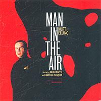 Kurt Elling. Man in the air