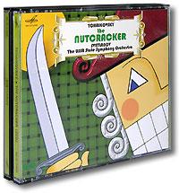 Zakazat.ru Tchaikovsky. The Nutcracker. Evgeny Svetlanov (2 CD)