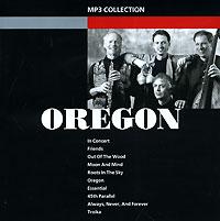 В диск входят следующие альбомы: 1. In Concert (1975) - 1-7 треки 2. Friends (1977) - 8-15 треки 3. Out Of The Wood (1978) - 16-24 треки 4. Moon And Mind (1978) - 25-32 треки 5. Roots In The Sky (1978) - 33-41 треки 6. Oregon (1983) - 42-47 треки 7. Essential (1987) - 48-59 треки > 8. 45th Parallel (1988) - 60-65 треки 9. Always, Never, And Forever (1991) - 66-76 треки 10. Troika (1994) - 77-87 треки