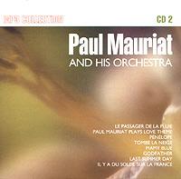 В диск входят следующие произведения: Le Passager De La Pluie (1970)- с 1 по 14 треки Paul Mauriat Plays Love Theme (1971)- с 15 по 26 треки Penelope / Paul Mauriat (1971) - с 27 по 38 треки Tombe La Neige (1971) - с 39 по 50 треки Mamy Blue (1971) - с 51 по 62 треки Godfather (1972)- с 63 по 74 треки; Last Summer Day (1972)- с 75 по 86 треки; Il A Du Soleil Sur La France (1972) - с 87 по 98 треки;