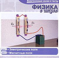 Физика в школе: Электрические поля. Магнитные поля