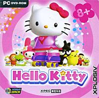 Hello KittyХелло Китти - не просто звезда мирового масштаба! Уже более тридцати лет эта японская кошечка и ее друзья сводят с ума девочек всего мира, среди которых, между прочим, Камерон Диаз, Кайли Миноуг и многие другие знаменитости. Сама Китти не страдает звездной болезнью. Она любит слушать музыку, читать, путешествовать и кушать пироги, которые печет ее сестра Мимми. А больше всего ей нравится знакомиться с новыми друзьями. И она всегда рада пригласить своих друзей принять участие в ее потрясающих приключениях! На этот раз у Китти появилось занятие, достойное ее звездного имиджа, - спасать мир, конечно! Малышке предстоит проявить отвагу и сообразительность: в светлый город Санрио вторгся злой король Кубиков и его беспощадная армия. Только Китти способна бросить вызов врагам и навсегда прогнать Кубиков с родной планеты! Вместе с Китти и ее верными друзьями - пингвиненком Бадс-Мару, лягушонком Кероппи, зайкой Май Мелоди, псом Пьюрином и хомячком Куририном - игроку предстоит...