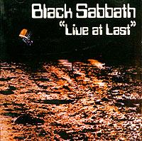 Black Sabbath. Live At Last