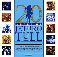 Jethro Tull. 20 Years Of Jethro Tull