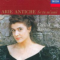 Cecilia Bartoli. Se Tu M`ami. Arie Antiche