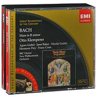 Otto Klemperer. Bach. Mass In B Minor (2 CD)