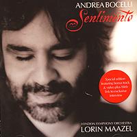 Издание содержит буклет с фотографиями, текстами песен и дополнительной информацией на итальянском языке.