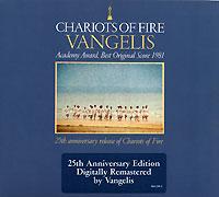 Vangelis. Chariots Of Fire 2006 Audio CD