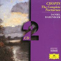 Chopin. Complete Nocturnes. Daniel Barenboim (2 CD)