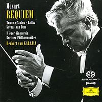 Mozart. Requiem. Karajan (SACD)