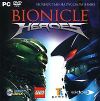 Bionicle Heroes, Eidos Interactive, Новый Диск, Traveller's Tales