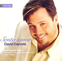 David Daniels. Sento Amor